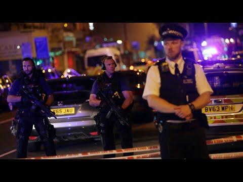 قتيل على الأقل وثمانية جرحى في عملية دهس أمام مسجد بشمال لندن