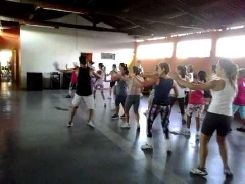 Dança Da Metralhadora - Dan Ventura e os meninos