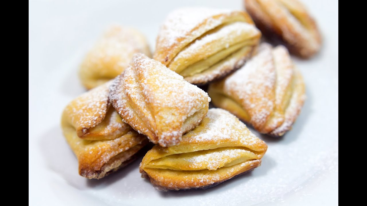 Как сделать творожный печенье