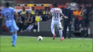 Neymar ☆ Best Skills And Dribbles 2012-2013 New Hd