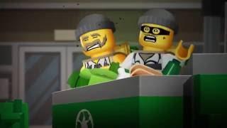 LEGO CITY - Zlodeji odpadkov