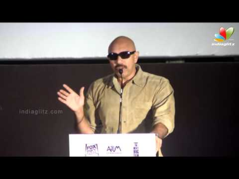 Sathyaraj : I want to see Arya and Nayantara together | Raja Rani Audio Launch | Comedy
