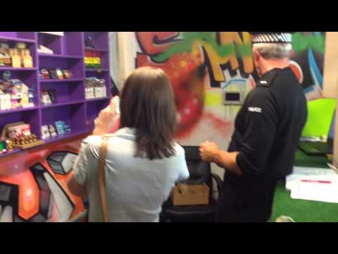 Medway Council Trading Standards raid 'legal high' shops