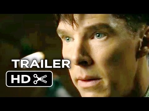 The Imitation Game Official Trailer #1 (2014) - Benedict Cumberbatch Movie HD