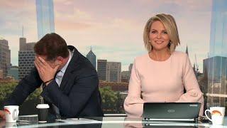Natalia shows off her Muff   TODAY Show Australia