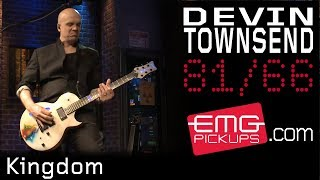 DEVIN TOWNSEND Performs 'Kingdom' For EMGtv