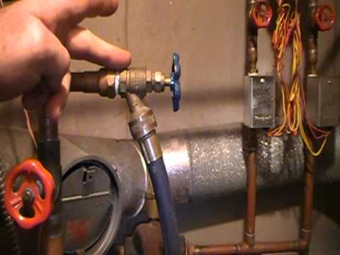 How To Remove The Air Out Of Your Hot Water Heating System