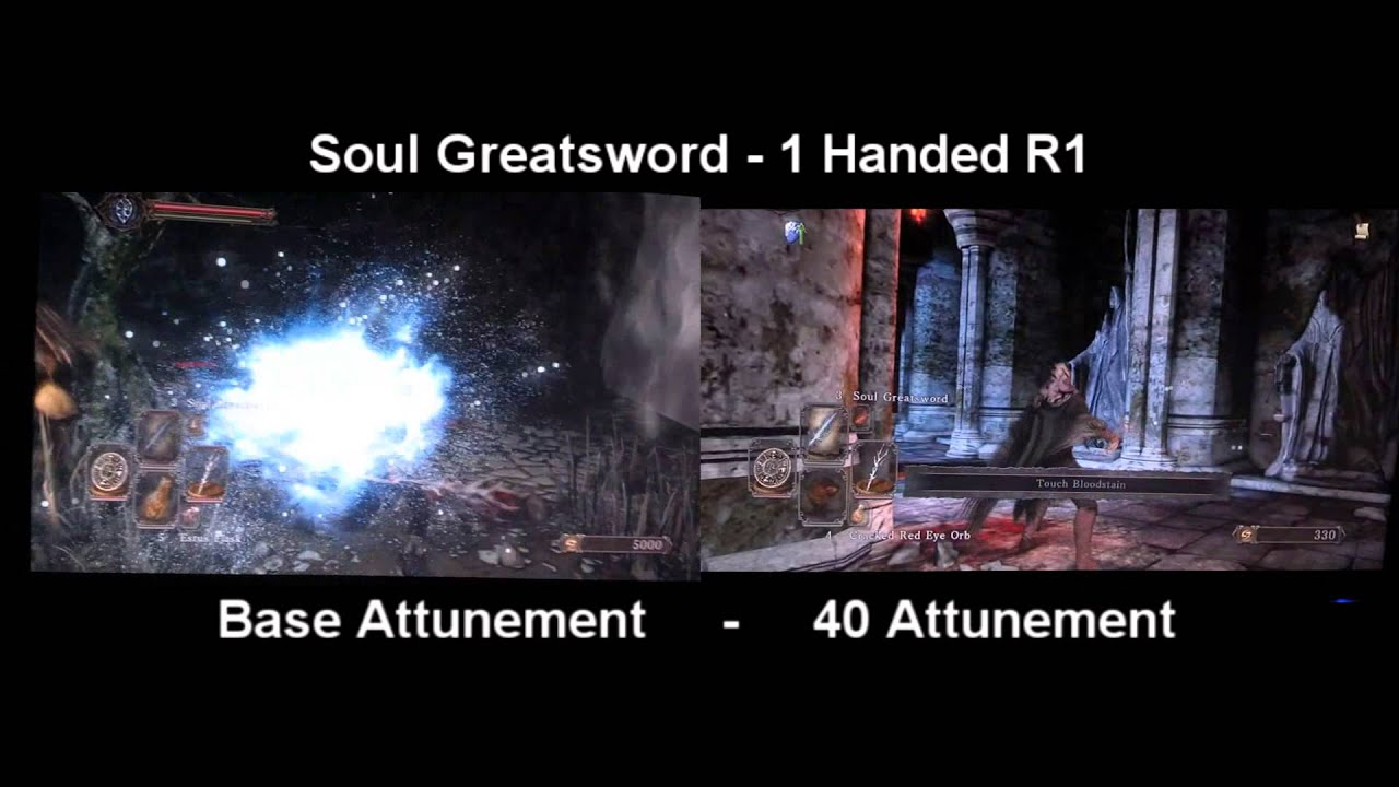 Dark souls 2 ring that adds attunement slots