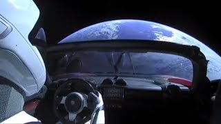 SpaceX Falcon Heavy Rocket Launch: From Start To Starman in two minutes