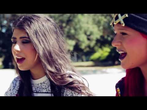 Holy Grail - Jay Z Ft Justin Timberlake (Cover By Rhiannon & Carla)