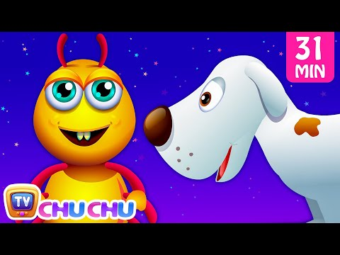 ChuChu TV Nursery Rhymes - US Version Vol.1 | BINGO, Incy Wincy Spider & Many More Kids Songs