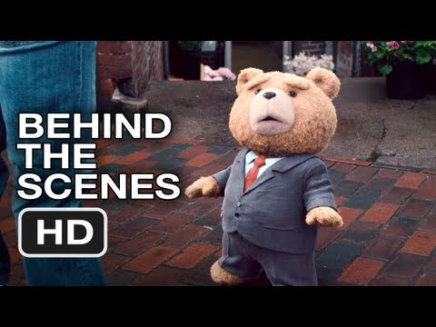 Ted - Restricted Behind the Scenes - Seth MacFarlane Movie HD