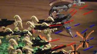 Lego Clone Wars 501st Legion: The Siege (OLD VID)