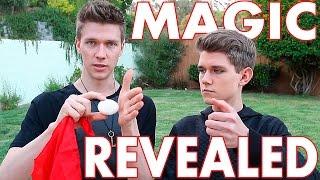 MAGIC REVEALED | Collins Key
