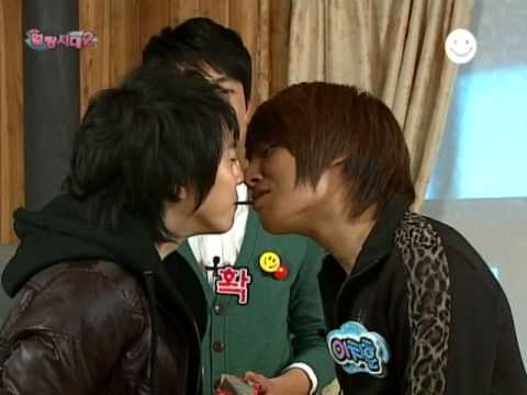Lee Chihoon and Park TaeJun