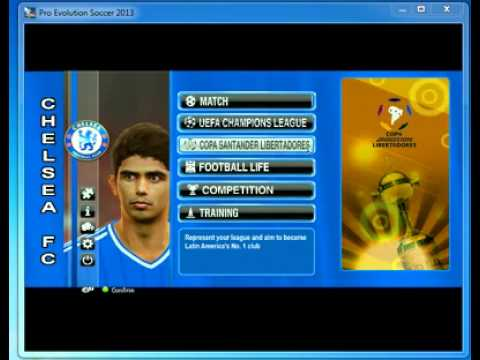 Grapich Chelsea FC PES 2014 for PES 2013 by Andhi Fatchur Rochim