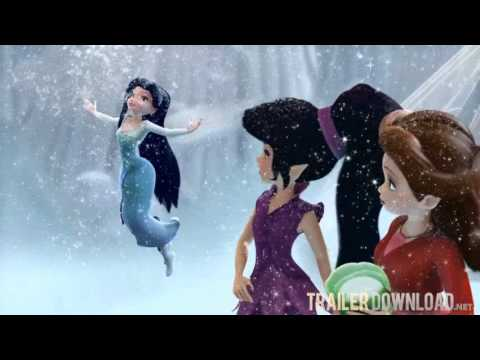 tinker bell and the mysterious winter woods official movie