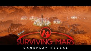 Surviving Mars - Gameplay Reveal Trailer