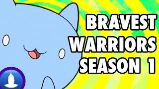 Bravest Warriors Season 1 on Cartoon Hangover (Every Episode)