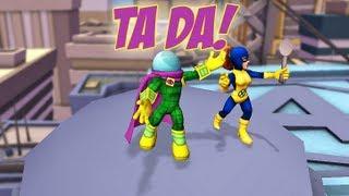 Marvel Super Hero Squad Online Mysterio Gameplay- HD