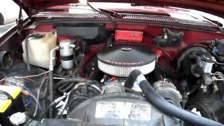 Chevrolet Silverado 1992 350