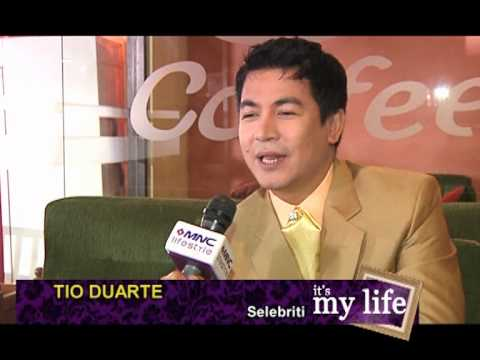 Tio Duarte IT'S MY LIFE Wawancara Exclusive MNC Life Style - PART 3