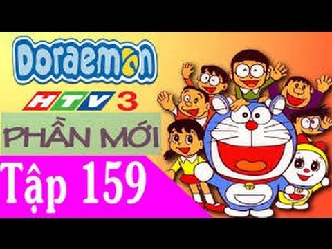 Doremon (Lồng Tiếng)  HTV3-Tập 159- phần 3 tập 55