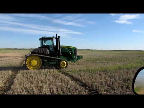 Worlds Fastest Tractor