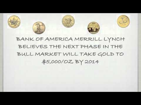 Banker Gold Price Forecast 2013   UBS, Morgan Stanley, Citigroup, Barclays, JP Morgan