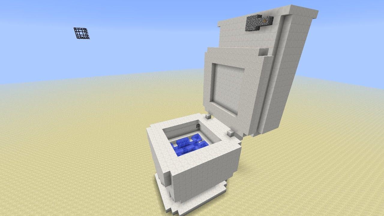 Toilet In Minecraft YouTube