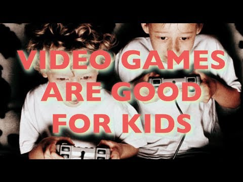 Video Games are Good for Kids | The Rubin Report