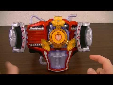 Henshin Belt DX Genesis Driver & Melon Energy Lock Seed Review