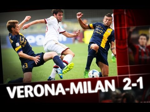 AC Milan | Verona-Milan 2-1 Highlights