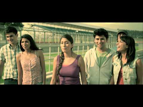 2012 Airtel Indian Grand Prix - TVC.feat Michal Schumacher & Nico Rosberg