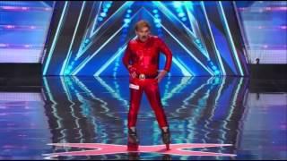 America's Got Talent 2014 Auditions Juan Carlos