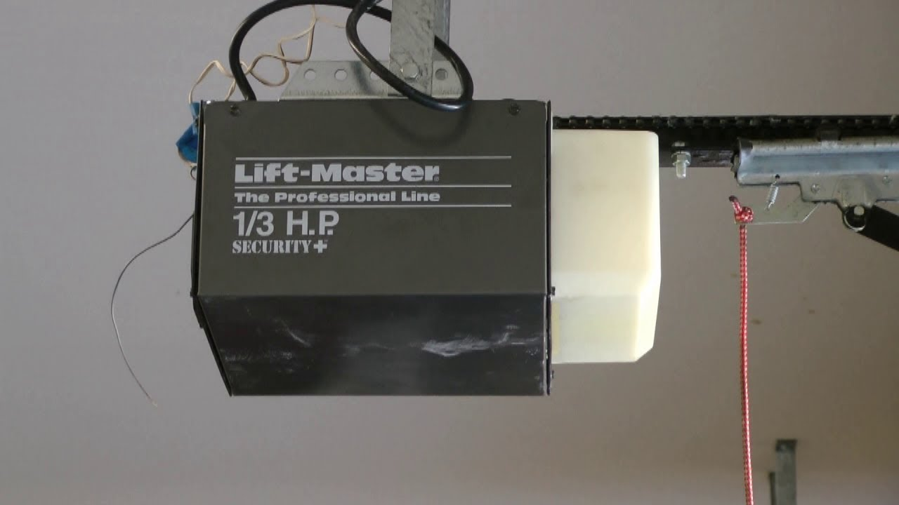 Image Result For Liftmasters Garage Door Openers