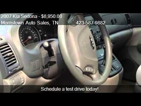 2007 Kia Sedona LX LWB - for sale in Morristown, TN 37814