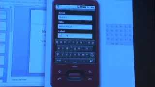 CS76 Section 6 Android SQLite