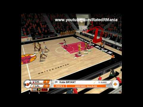 International Basketball Manager 2010 - 2011 -  Gameplay [HD]