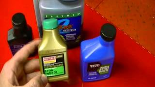 Small Engine Repair: How To Calculate Or Mix 2 Stroke Oil