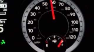 2014 Ram 1500 8 Speed 0 To 60 MPH