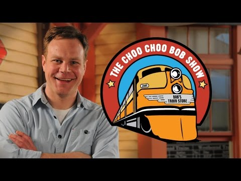 The Choo Choo Bob Show!! - 2012 Short Trailer