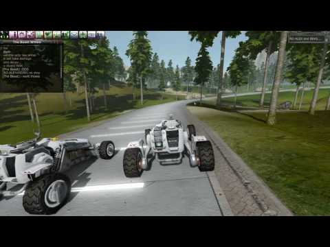 Vehicles introduced in Entropia Universe VU 11.2.0, A closer look on one of the vehicals in Entropia