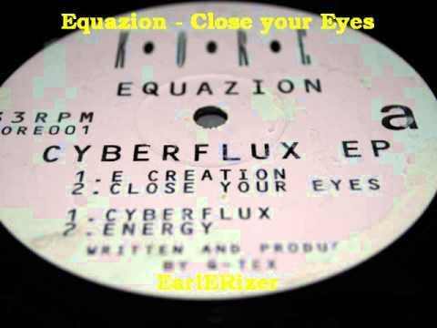 Equazion - Cyberflux E.P.