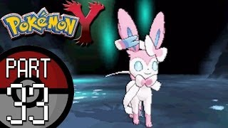 Pokemon X And Y Part 33: Reflection Cave Eevee And