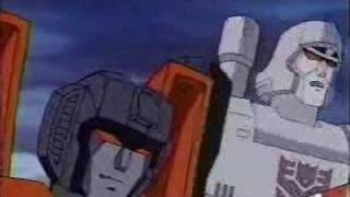 Transformers Megatron Vs Starscream