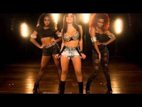 Poderosas - Anitta ensina coreografia Gravação do clipe