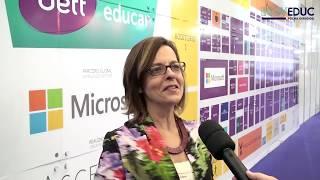 Vera Cabral faz balanço da Bett Educar 2018