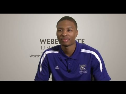 Worthy of Your Dreams: Damian Lillard, NBA Rookie of the Year
