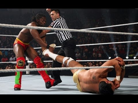Kofi Kingston vs Alberto Del Rio Nov 4,2013